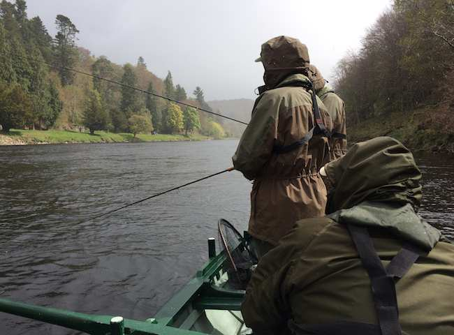 River Tay Boat Fishing Trips