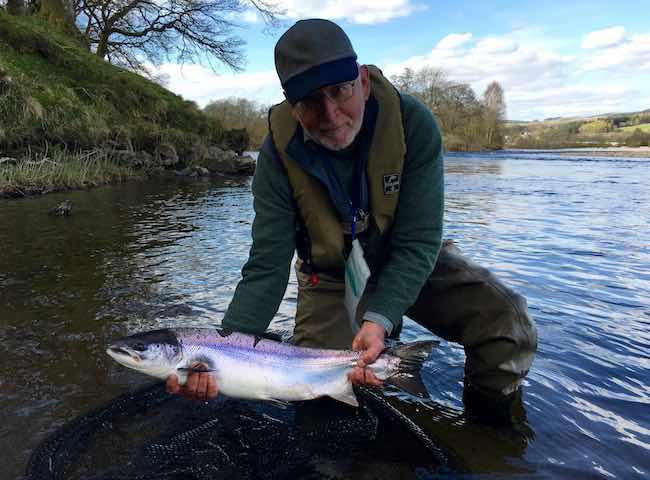 Catch Scottish Salmon