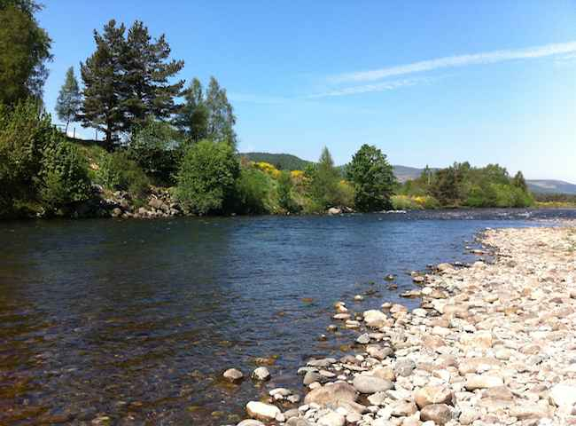 The Beautiful Salmon Fly Fishing Streams Of Scotland