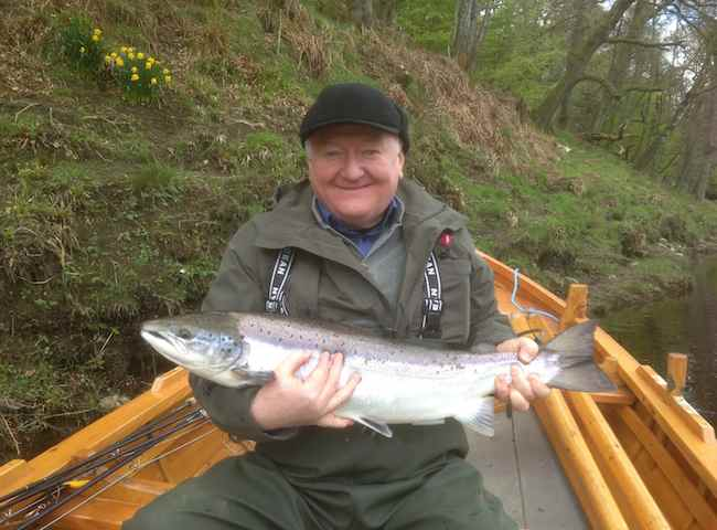 There's Very Few Salmon Fishing Venues In The World Like Scotland
