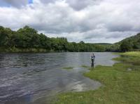 Salmon Fishing Event Tuition
