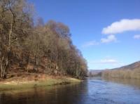 Early Spring On The River Tay