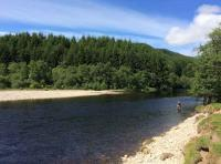 Salmon Beat Selection On The Scottish Rivers