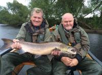 Autumn Salmon Fishing Hospitality