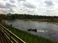 Fishing The Scottish Rivers For Salmon