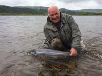 Catch An Atlantic Salmon In Scotland