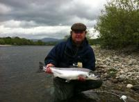 Fishing For River Tay Spring Salmon