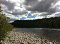 River Tummel Salmon Fishing Beats