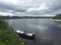 Summer Days On The River Tay