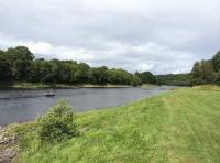 Fly Fishing Hospitality On The RiVer Tay