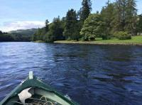 Dunkeld Salmon Fishing Ghillie