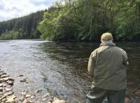Fishing The Salmon Rivers Of Scotland