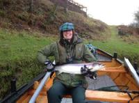 Spring Salmon Fishing In Scotland