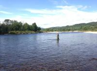 River Tay Fly Fishing Tuition