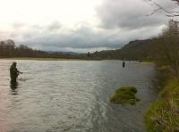 Salmon Fishing Tuition Scotland