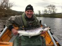 Salmon Fishing Scotland During The Spring Months