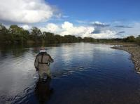 Fishing The Scottish Salmon Pools