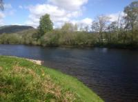 Salmon Fishing Beats Of Scotland