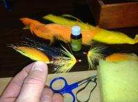 Salmon Tube Fly Patterns