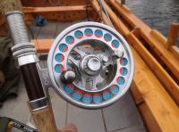The Salmon Fly Reel