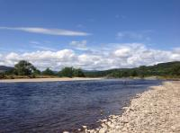 Salmon Fly Fishing Pools