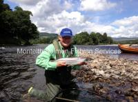 Spey Casting Tuition River Tay