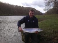 Spring Salmon Fishing Corporate Hospitality
