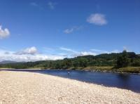The Beautiful Riverbanks Of Scotland