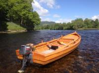 The River Tay Cobble Boat