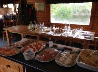 River Tay Corporate Salmon Fishing Catering