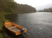 Spring Fishing On The River Tay