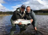 Fishing For Spring Salmon