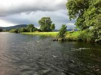 The Beauty Of The River Tay