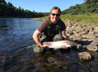 Autumn Salmon Fishing Events