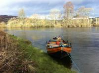 The River Tay Salmon Boat