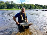 Catching A River Tay Summer Salmon