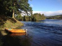 A Memorable Day On The River Tay