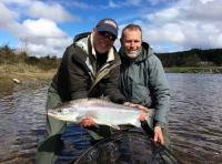 Guided River Tay Salmon Fishing