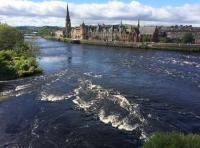 Perth On The River Tay