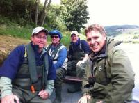 Salmon Fishing Entertainment