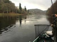 Playing A Heavyweight River Tay Salmon