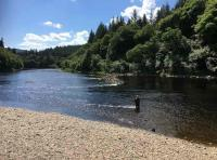 Perfect River Tay Salmon Pools